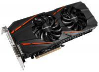 Видеокарта 6144Mb Gigabyte GeForce GTX1060 G1 Gaming PCI-E 192bit GDDR5 DVI HDMI DP GV-N1060G1 GAMING-6GD Retail