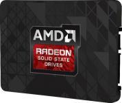 "SSD Твердотельный накопитель 2.5"" 480Gb AMD Write 520Mb/s Read 470Mb/s SATAIII RADEON R3 R3SL480G"