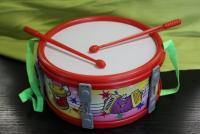 Барабан MAREK 17 см малый в ассортименте