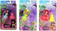 Кукла Jakks Disney Фея с дополнительным платьем 11 см в ассортименте
