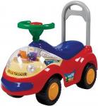 Каталка-машинка Shantou Gepai SP2108-B разноцветный от 3 лет пластик 6927090493168