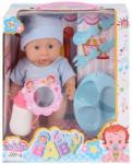 Пупс Shantou Gepai Lovely Baby 28 см со звуком писающая пьющая 6685-1A