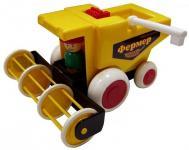Комбайн Форма Детский сад желтый 21.5 см С-86-Ф