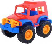Автомобиль Нордпласт Джип красный 4607006441309