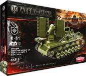 Конструктор Zormaer World of Tanks С-51 242 элемента 65218