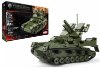 Конструктор Zormaer World of Tanks СУ-5 273 элемента
