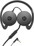 Наушники HP H2800 Stereo Headset черный J8F10AA