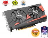 Фото Видеокарта 4096Mb ASUS GeForce GTX1050Ti PCI-E EX-GTX1050TI-4G Retail