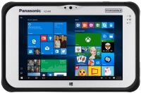 "Планшет Panasonic Toughpad FZ-M1 7"" 128Gb черный Wi-Fi 3G Bluetooth 4G LTE Windows FZ-M1AGJACE9 FZ-M1AGJACE9"