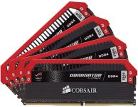Фото Оперативная память 32Gb (4x8Gb) PC4-25600 3200MHz DDR4 DIMM Corsair CMD32GX4M4C3200C16
