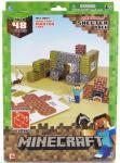 """Конструктор Minecraft """"Убежище"""" 48 элементов"""