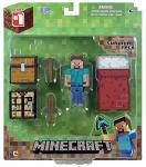 Конструктор Minecraft Набор для выживания 6 элементов