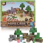 Конструктор Minecraft Большой набор Делюк 90 элементов 8887856924689