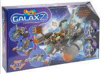 Конструктор ZOOB Sparkle GALAXY - Z Star Explorer 304 элемента