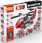 Конструктор Engino Inventor 218 элементов 9030 с мотором