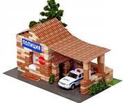 Конструктор Архитектурное моделирование Полиция 270 элементов