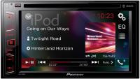 "Фото Автомагнитола Pioneer AVH-290BT 6.2"" USB MP3 CD DVD FM 2DIN 4x50Вт черный"