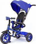 "Фото Велосипед Moby Kids Junior-2 10""/8"" синий"