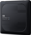 "Внешний жесткий диск 2.5"" USB3.0 2 Tb Western Digital My Passport Wireless Pro WDBP2P0020BBK-RESN"