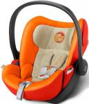 Фото Автокресло Cybex Cloud Q (autumn gold)