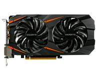 Фото Видеокарта 6144Mb Gigabyte GeForce GTX1060 PCI-E 192bit GDDR5 DVI HDMI DP GV-N1060WF2-6GD Retail
