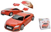 Фото Пазл 3D HAPPY WELL 1:43 Audi TT Coupe Coupe Non Assemble
