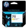 Картридж HP CZ132A (№711) с желтыми чернилами 29мл