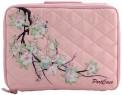 """Сумка для ноутбука 10"""" Portcase KCB-10 Sakura розовый с рисунком"""