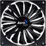 Вентилятор Aerocool Shark Black Edition 140 мм (EN55451)