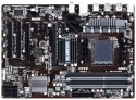 Материнская плата Gigabyte GA-970A-DS3P <AM3+ AMD 970, 4xDDR3, 2xPCI-E 16x, SATAIII Raid, USB3.0, Glan, ATX, Retail>