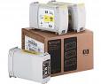 Струйный картридж HP C5085A № 90 желтый для DJ 4000 3 шт.