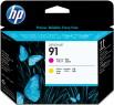 Картридж HP C9461A 91 для Designjet Z6100 пурпурный/желтый