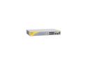 Коммутатор Allied Telesis (AT-8000/8POE) 8 Port POE Managed Fast Eth+One 10/100/1000T/ SFP Combo