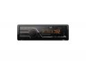 Автомагнитола Mystery MAR-707U USB MP3 SD MMC без CD-привода 1DIN 4x50Вт пульт ДУ черный