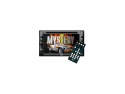 Автомагнитола Mystery MDD-6240S USB CD MP3 DVD SD MMC 2DIN 4x50Вт пульт ДУ черный