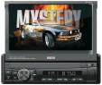 "Автомагнитола Mystery MMT-9135S 7"" 800х480 USB MP3 FM 1DIN 4x50Вт пульт ДУ черный"