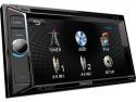 "Автомагнитола Kenwood DDX-155 6.2"" 800х480 USB MP3 CD DVD FM 2DIN 4x40Вт пульт ДУ черный"