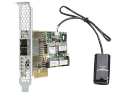 Контроллер HP P431/2GBFBWC 6Gb2--ports Ext SAS Controller 698531-B21