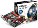 Материнская плата ASRock H81M BTC Socket 1150 Intel H81 2xDDR3 1xPCI-E x16 3xPCI-E x1 2xSATAIII 2xSATAII microATX Retail