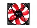 Вентилятор Aerocool Lightning 120mm красная подсветка 4713105951363