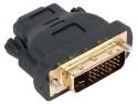 Переходник Aopen HDMI-DVI-D позолоченные контакты ACA312