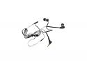 Наушники Soundtronix PRO-5 черно-белый