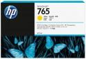Картридж HP F9J50A №765 для HP Designjet T7200 желтый 400мл