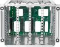 Корзина для HDD HP ML350 Gen9 8SFF HDD Cage Kit 778157-B21