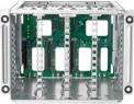 Корзина для жестких дисков HP Primary 2U 8SFF HDD Cage w/ Backplane 719067-B21