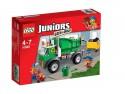 Конструктор Lego Juniors Мусоровоз 99 элементов 10680