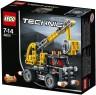 Конструктор Lego Technic. Ремонтный автокран 155 элементов 42031