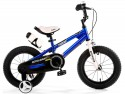 Велосипед Royal baby Freestyle Steel синий RB14B-6