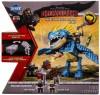 Игровой набор Ionix Dragons Дракон Наддер 121 предмет