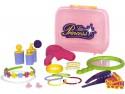 Игровой набор Полесье Маленькая принцесса №2 в чемоданчике от 3 лет 26 предметов 47311